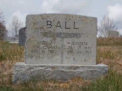 Augusta <i>Davis</i> Ball