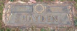 Francese Estelle <i>Garrett</i> Hayden