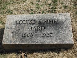 Louise <i>Kimmel</i> Bard