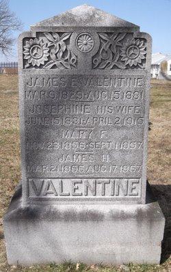 James Edward Valentine