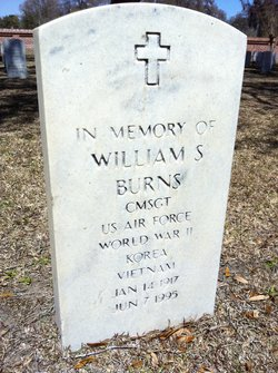 William S Burns