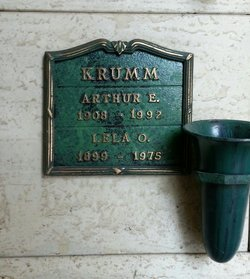 Arthur Eugene Krumm