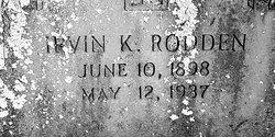 Irvin Kern Rodden