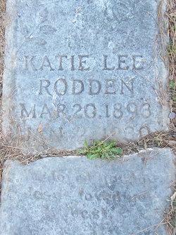 Katie Lee Rodden