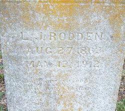 Lafayette J Rodden