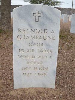 Reynold A Champagne