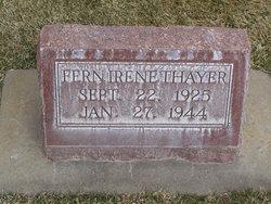 Fern Irene Thayer