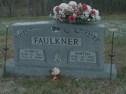 Dortha Dot <i>Rains</i> Faulkner