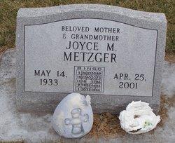 Joyce Mae <i>Hoyt</i> Metzger