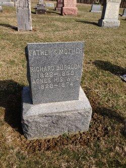 Agnes F. <i>Curfman Burgoon</i> Weller