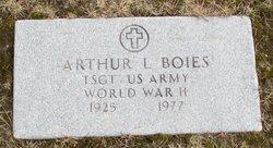 Arthur L Boies