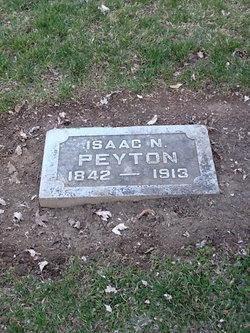 Isaac Newton Payton