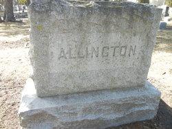 Marietta T <i>Tufts</i> Allington