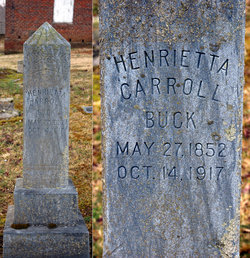 Henrietta Carroll Buck