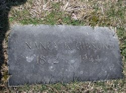 Nancy <i>Hanley</i> Gibson