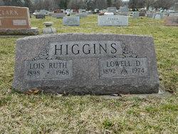 Lowell Dean Higgins