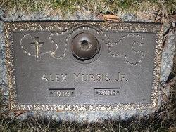 Alexander Alex Yursis, Sr