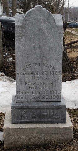 Elizabeth <i>Fahr</i> Kahl