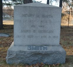 Mary Buckley <i>Morgan</i> Smith
