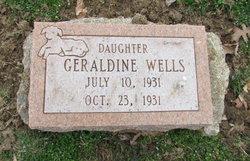 Geraldine Wells