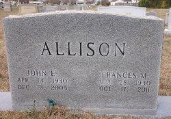 Frances <i>Mickle</i> Allison