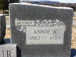 Annie Alma <i>Kelley</i> Arthur