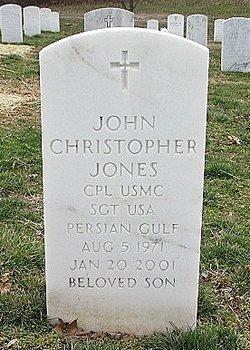 John Christopher Jones