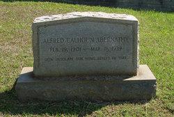 Alfred Calhoun Abernathy