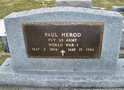 Paul Herod
