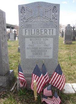 Spec Russell Louis Filiberti