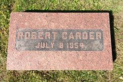 Robert Carder