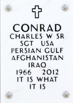 Charles William Conrad, Sr