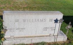 Janice Williams <i>Lacey</i> Buddenberg