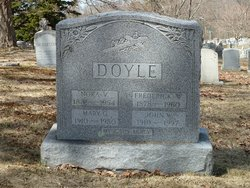 Frederick Walter Doyle