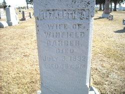 Elizabeth <i>Fox</i> Barber