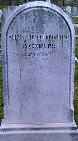 Mrs Augustine Cherbonnier