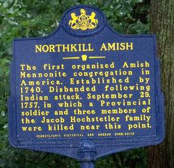 Hochstetler Massacre Burial Site
