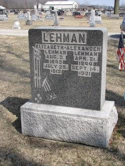 Elizabeth Lehman