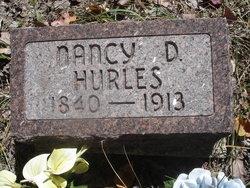 Nancy D. <i>Allen</i> Hurles