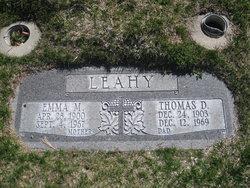 Thomas Delbert Leahy