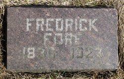 Fredrick Fore