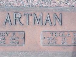 Emery Franklin Artman