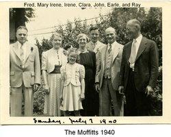 Mary Irene Moffitt