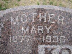 Mary <i>Malchow</i> Kopka