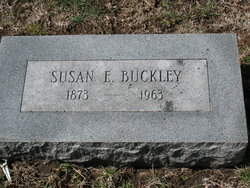 Susan E <i>Sweat</i> Buckley