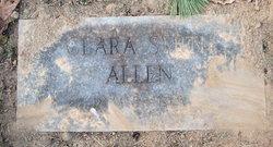 Clara <i>Smith</i> Allen