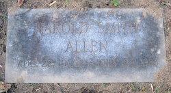 Harold Smith Allen
