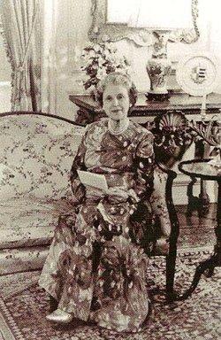 Mrs Homozel Mickel 'Micky' Daniel