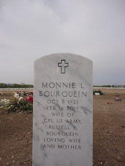 Monnie <i>Kemp</i> Bourquein