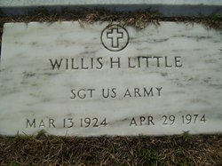 Willis Herman Bill Little, Sr
